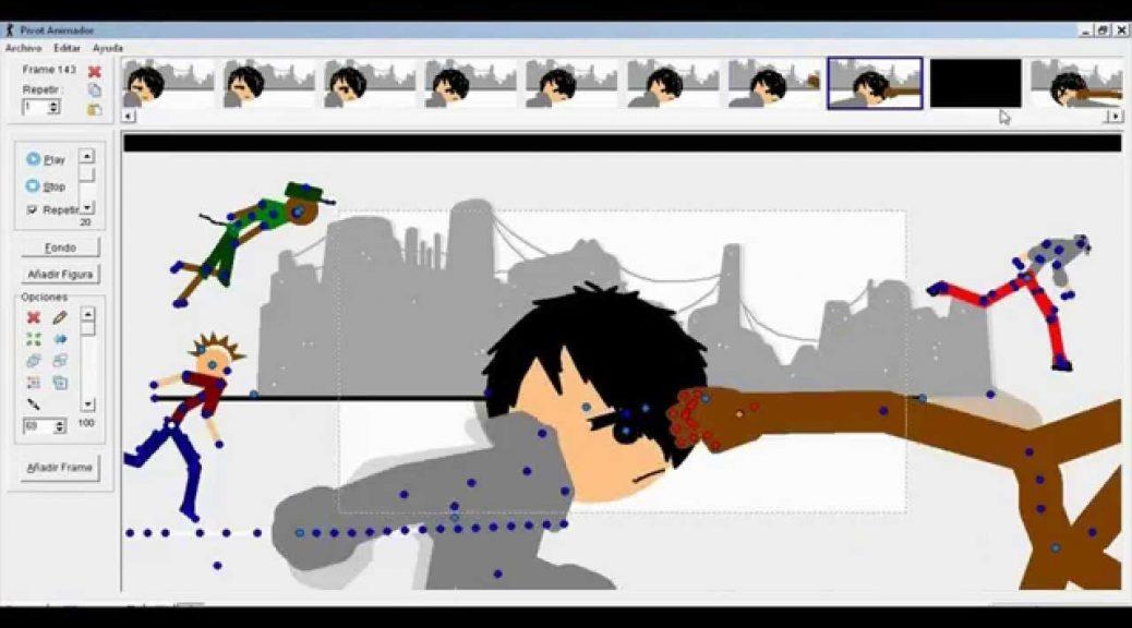 Pivot animator 4. 2. 6 на русском скачать бесплатно.