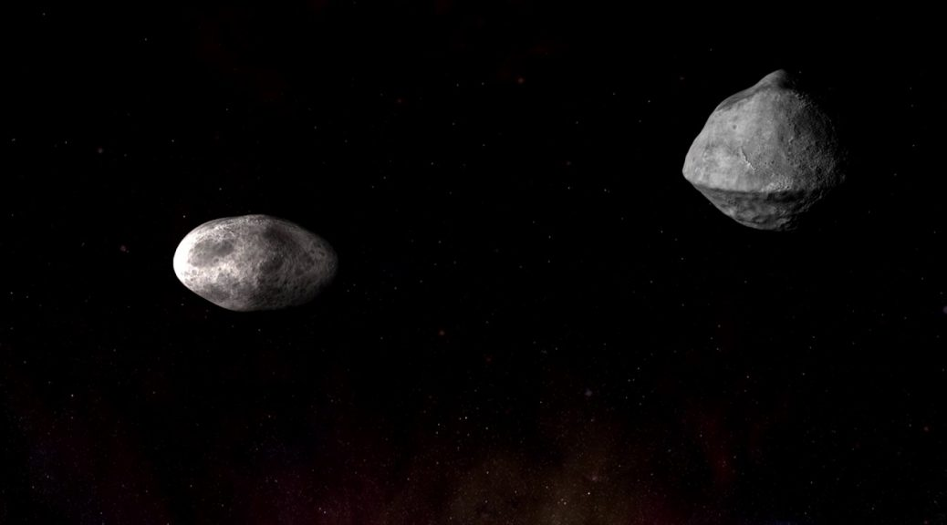 Nasa is building satellites to deflect asteroids from ...